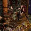 The Sims Medieval Pirates  Nobles 1