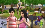 Wide Sims3 Park 1680x1050 Ver800888