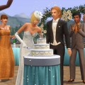 Ts3 Generations Bop Wedding Cutcake